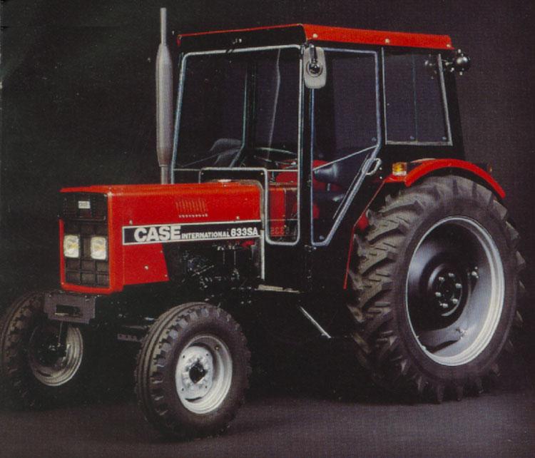 Tracteur ih 433 sa