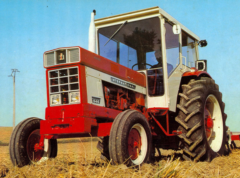 1973 International Tractor : International tractor pictures to pin on pinterest