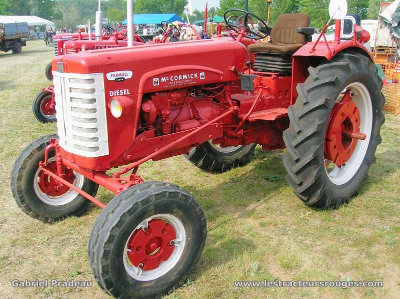 Nos tracteurs ih en photo 2 12 05 - Siege de tracteur ancien ...