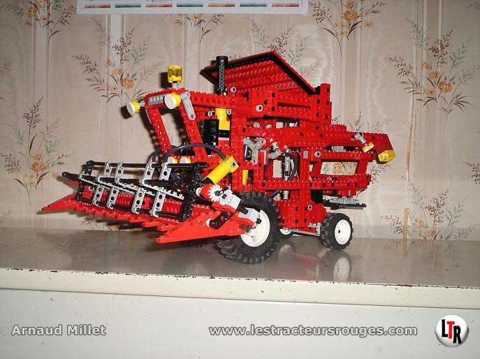 tracteur lego technic. Black Bedroom Furniture Sets. Home Design Ideas