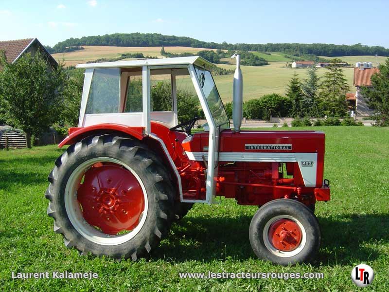 Nos tracteurs ih en photo 3 09 06 - Cars et les tracteurs ...